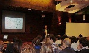 Xavier Güell abre las presentaciones del Investors' Day