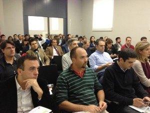Presentación final de startups del 8 campus seedrocket