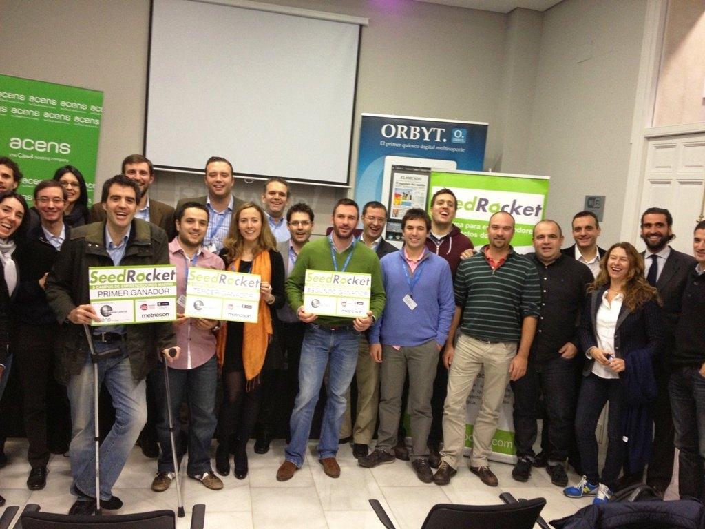 Startups y mentores. Octava edición del Campus Seedrocket Madrid