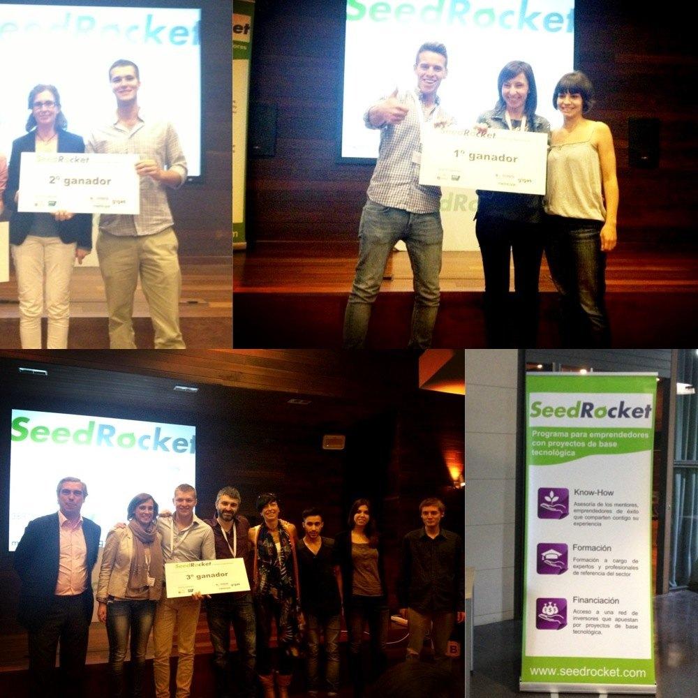 Chicfy, Petsy y SocialWin. Startups ganadoras Seedrocket