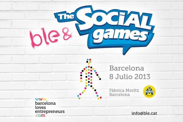 BLE Social Games - Barcelona Love Entrepreneurs