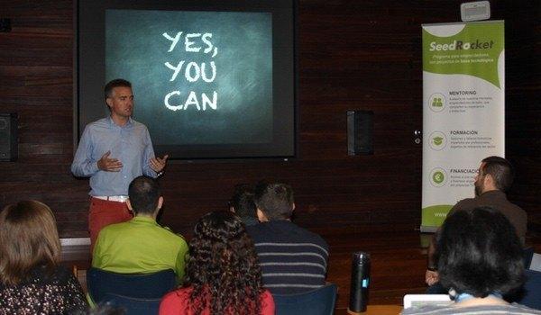 XV Campus Emprendedores SeedRocket: Día 3