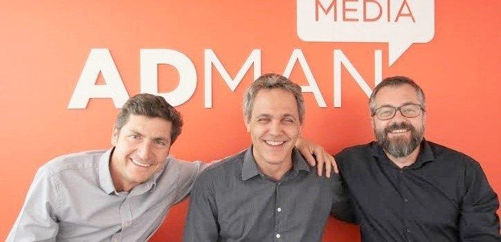 ADman Media, con siete sedes alrededor del mundo