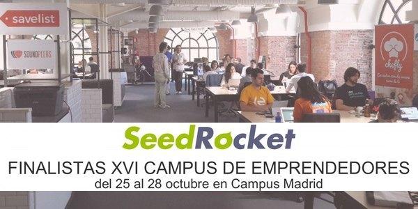 Y los finalistas del XVI Campus de Emprendedores son…
