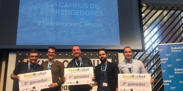Y los ganadores del XVI Campus de Emprendedores son…