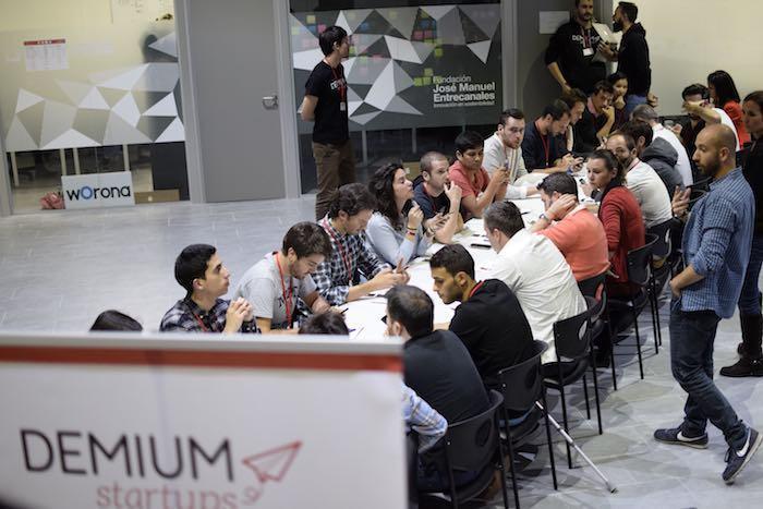 Cede de Madrid de Demium. Ahora la incubadora busca expandirse y llega a Barcelona con nuestra ayuda