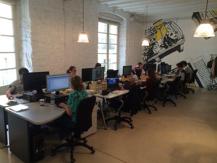 Las oficinas de FXStreet | FOTO: FXStreet