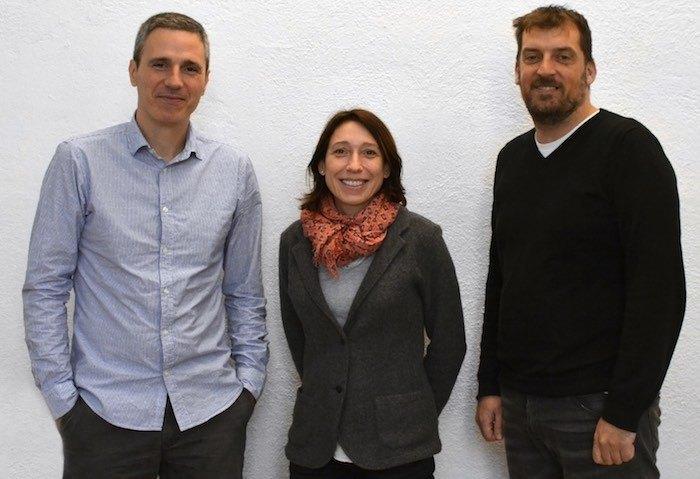 Francesc Riverola, Miriam Pinatell y Sergi Fernández | FOTO: FXStreet