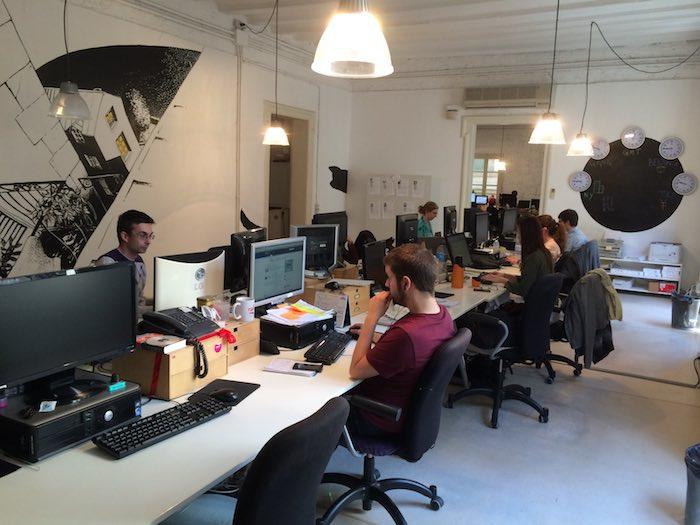 Las oficinas de FXStreet   FOTO: FXStreet
