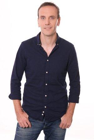 Pablo Szefner, fundador de Just Fab. fuente: Just Fab