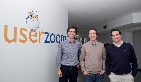 UserZoom, la 'startup' española que mejora la usabilidad de Google, eBay o IBM