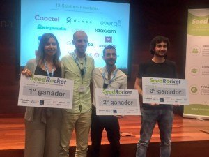 Ganadores SeedRocket - XVIICampus