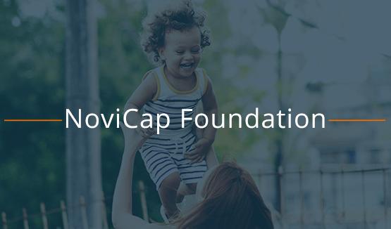 El lado más humano del fintech: NoviCap Foundation