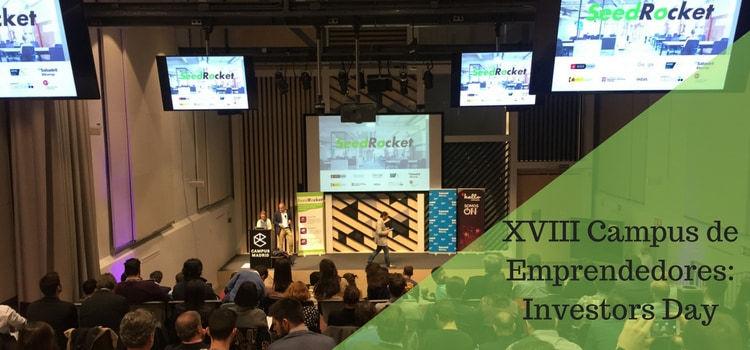 ¡Ya tenemos ganadores del XVIII Campus de Emprendedores!