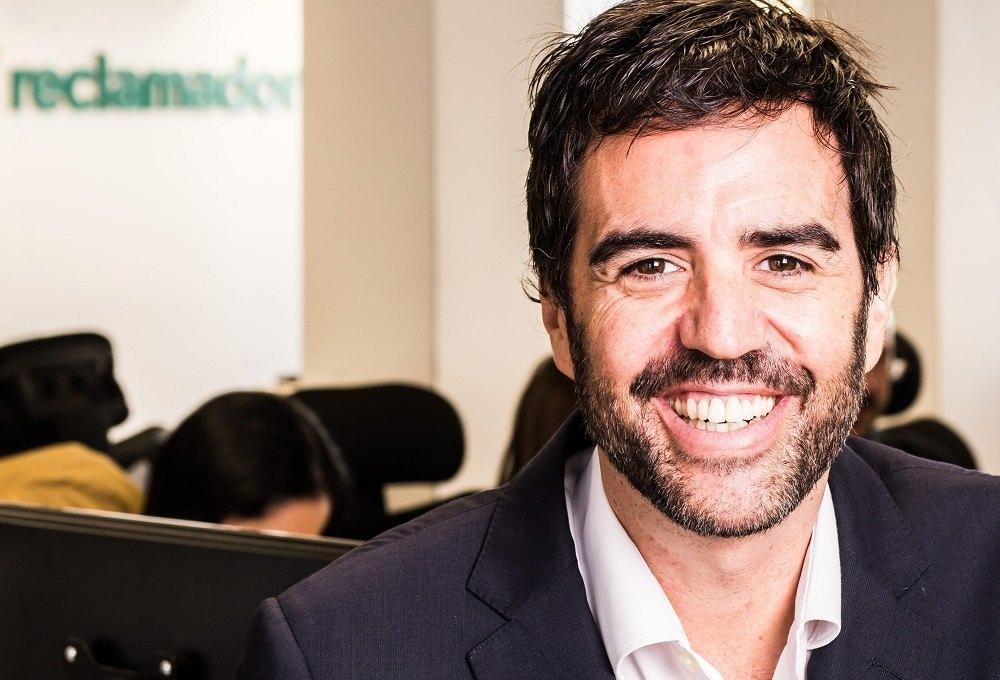 Pablo Rabanal, CEO y fundador reclamador.es