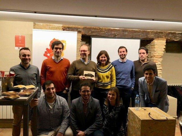 Venture Zaragoza - ganandor