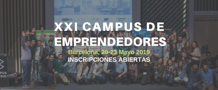 10 Beneficios del Campus de Emprendedores que quizá no conoces