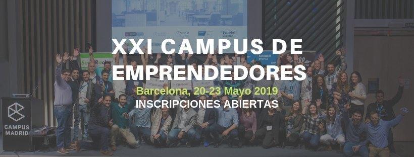 XXI CAMPUS DE EMPRENDEDORES-2