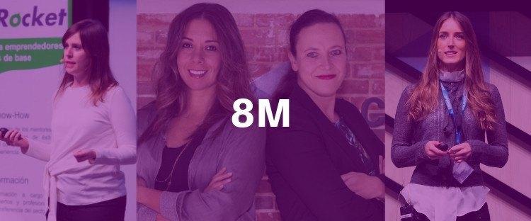 Tres historias de nuestras emprendedoras que te servirán de inspiración