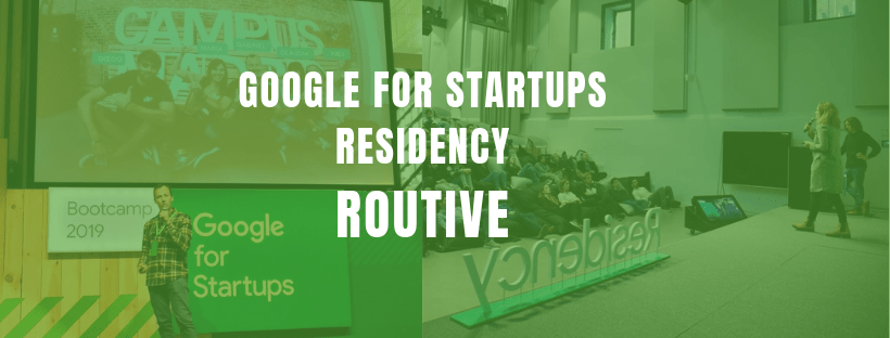 Routive - Portada - Residency blog