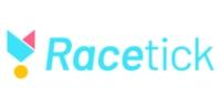 RaceTick logo