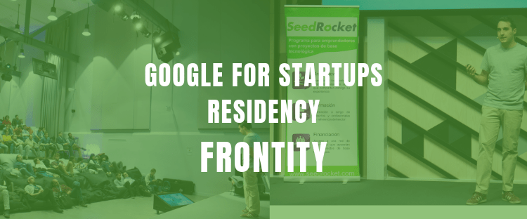 Google For Startups – Residency: Frontity