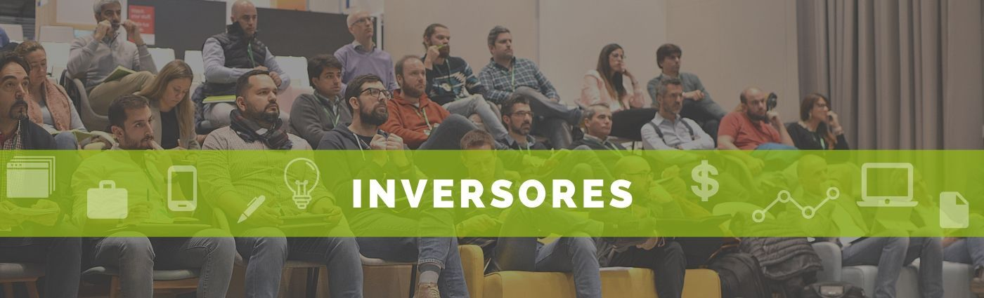 Banner inversores - web