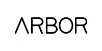 arbor black logo-web
