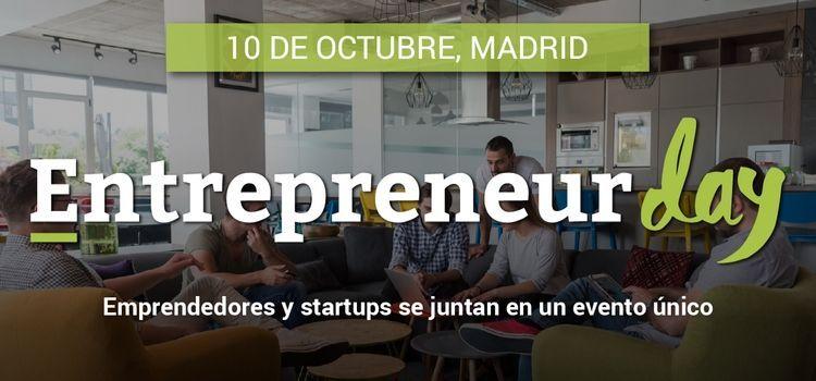 Llega a Madrid el Entrepreneur Day