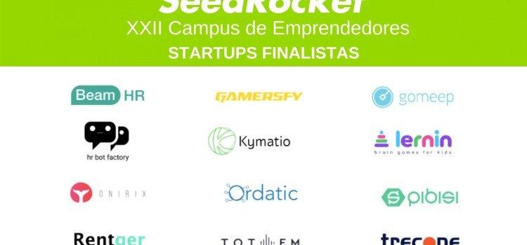 XXII Campus de Emprendedores: Startups finalistas
