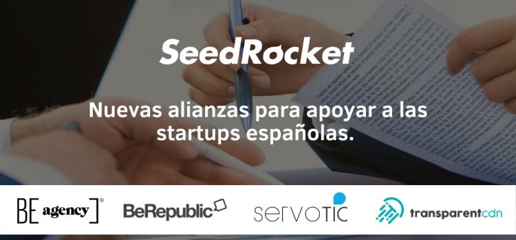 Nuevas alianzas para apoyar a las startups españolas