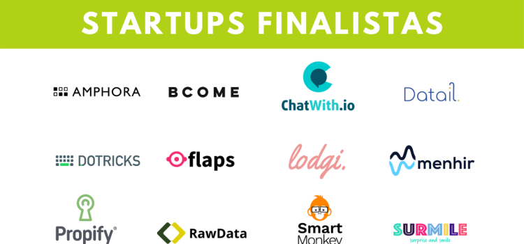 Estas son las 12 startups finalistas del XXIV Campus de Emprendedores online.
