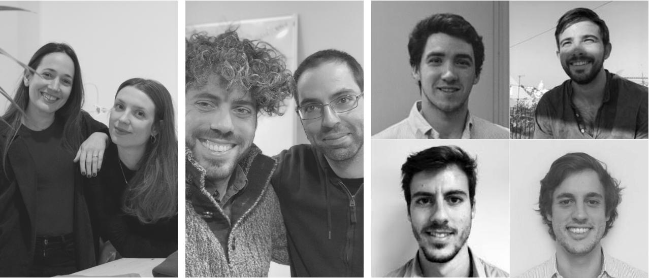 XXIV Campus de emprendedores - collage ganadores