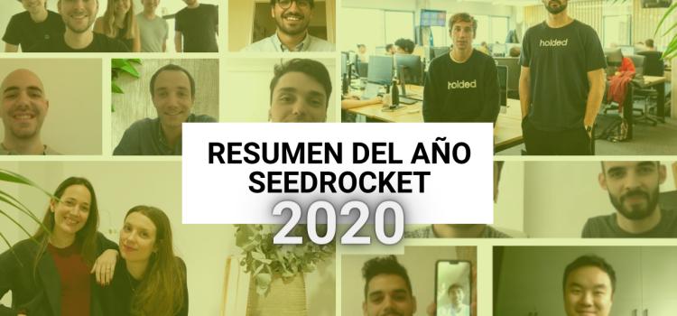 Así ha sido el 2020 en SeedRocket